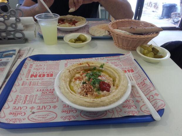 האוכל של גליה