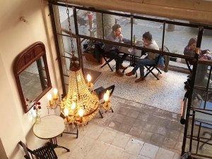 ספאה, אוכל סורי-לבנוני בתל אביב