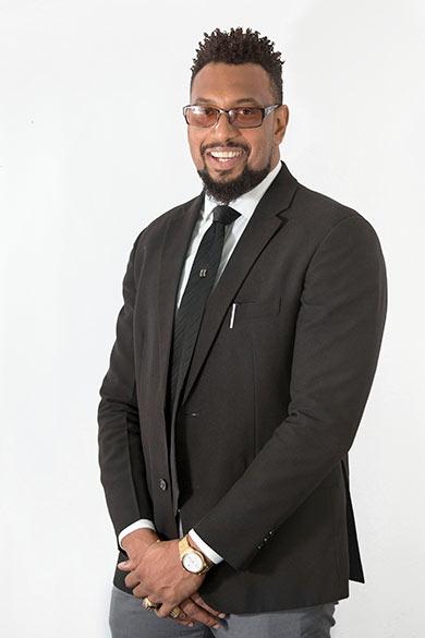 Joseph Ishmael Khan   Lead facilitator