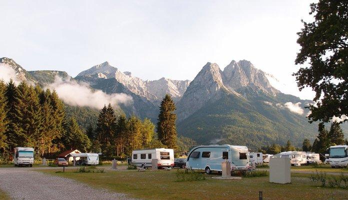 Grainau - Campingresort Zugspitze