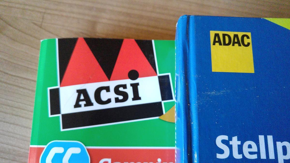 Campingcard ACSI oder ADAC Campcard?