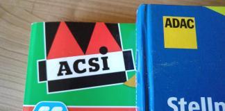 Campingcard ACSI oder ADAC Campcard