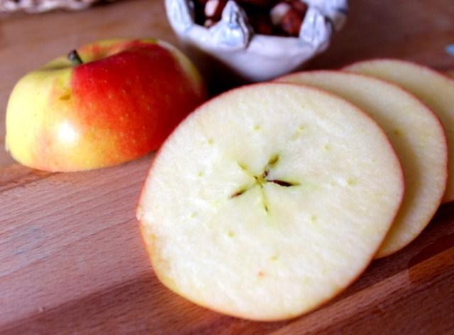 Apfelleckerli Leckerli Macarons Hundeleckerli