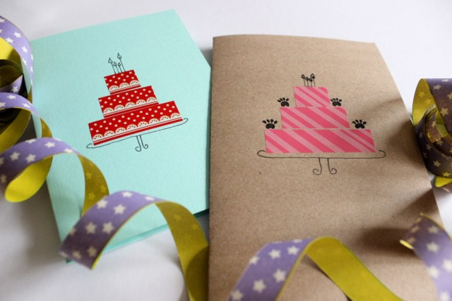 DIY-Geburtstagskarte-mit-hundemotiv-basteln