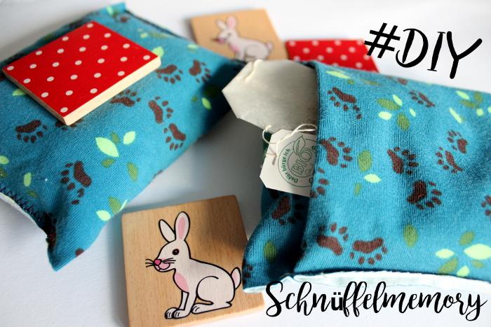 DIY Geruchsmemory - Schnüffelspaß für deinen Hund