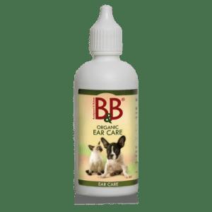 B&B Økologisk Ørepleje 100 ml
