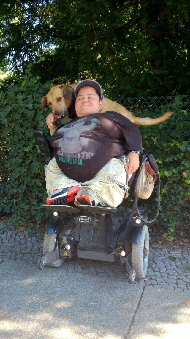Marlen und Ihr Hund