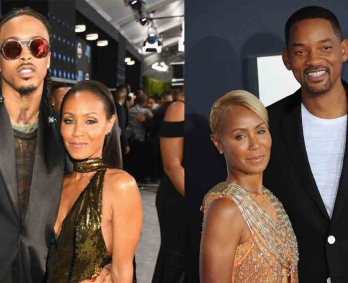 Jada and August relationship timeline