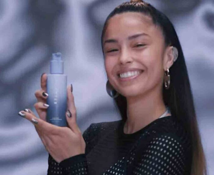 Valkyrae is accused of scamming fans with new skincare products