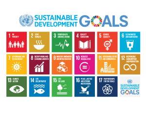 Tackling sustainable development goals 1 through 17