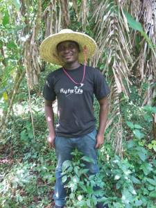 Jeremies Pimizi is Founder of Fly for Life Organic Farm Education Center
