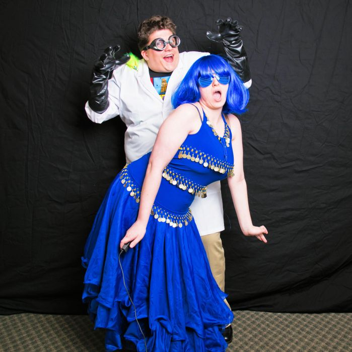 Hundred Nights Photo Booth