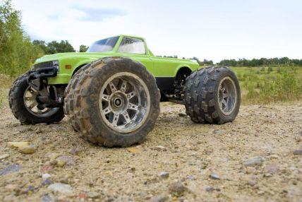 tt-monster truck
