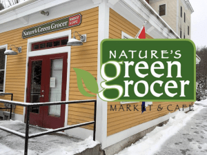 Natures Green Grocer