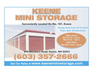 Keene Mini Storage