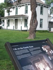 President Harry S. Truman farm home Grandview, MO
