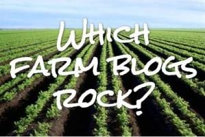 farm blogs that rock