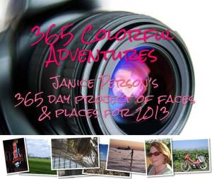 365 Colorful Adventures camera