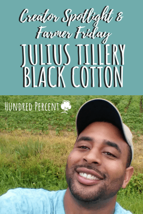 Julius Tillery Black Cotton