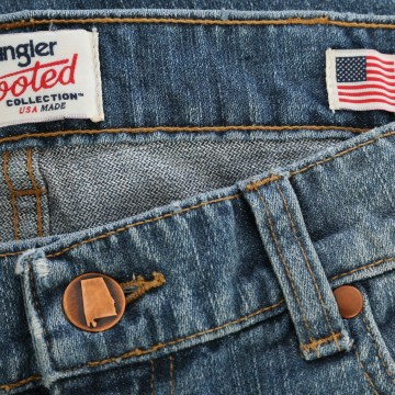 Rooted Jeans by Wrangler