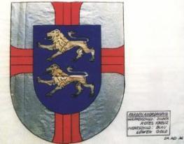 Wappen von Hundsangen (Original).