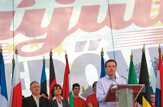 Bjnai Eu-kampany