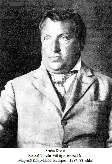 """Conservative"""" writers in the curriculum: Dezső Szabó – Hungarian"""