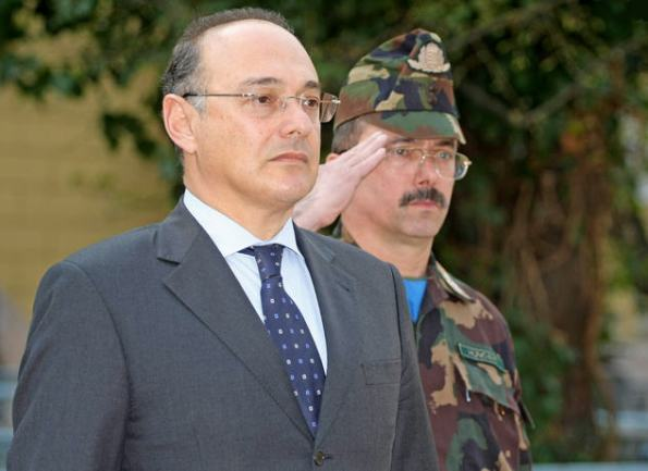 Imre Szekeres who was named by Ferenc Gyurcsány minister of defense in 2006