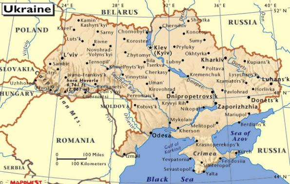 Hungary is after all a neighbor of Ukraine