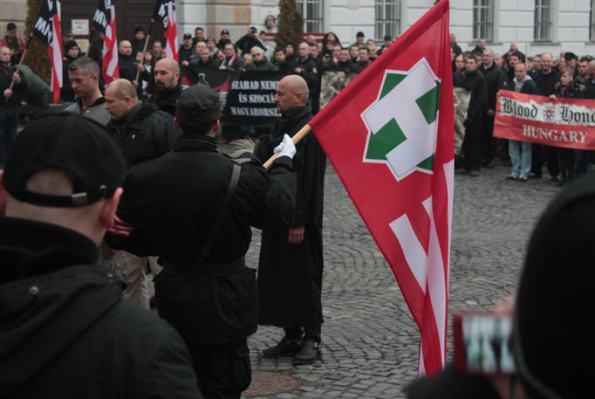 Jobbik zaszlo