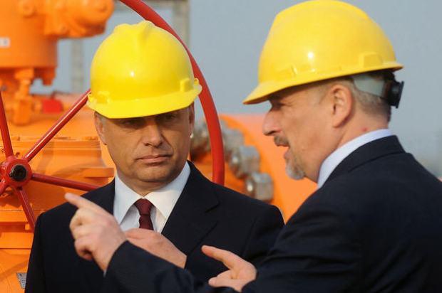 Zsolt Hernádi, a close ally and friend of Viktor Orbán / Source; maszol.ro