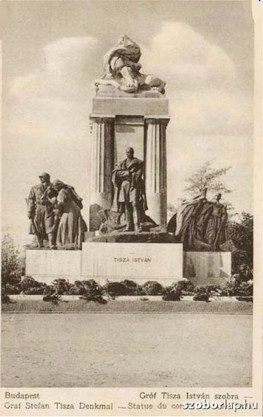 The original statue / Source Magyar Hírlap