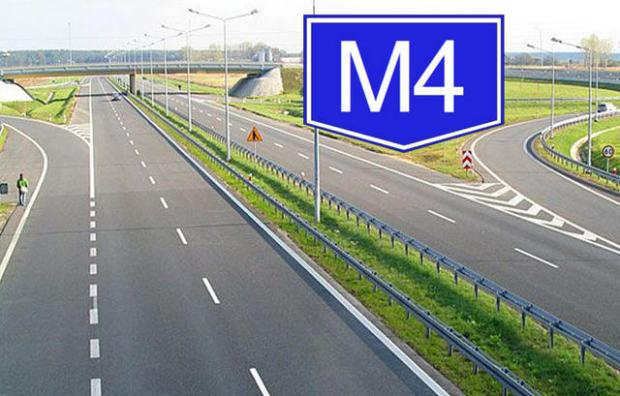 "An unfulfilled dream: ""M4's construction began at Abony / szolnoknaplo.hu"