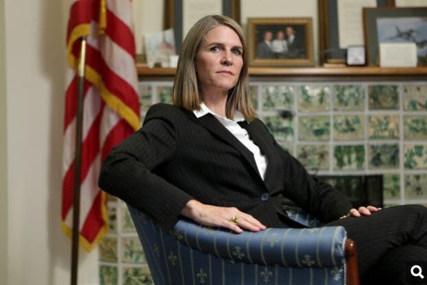 Ambassador Colleen Bell / Source: Origo / Photo by Gábor Szabó,