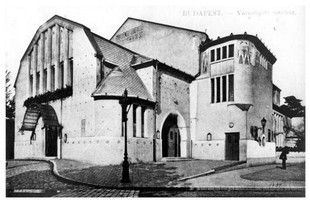 The Városligeti Szinház