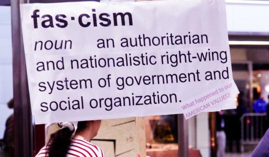 fascism vs nationalism