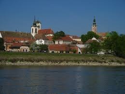 Szentendre - view from the water