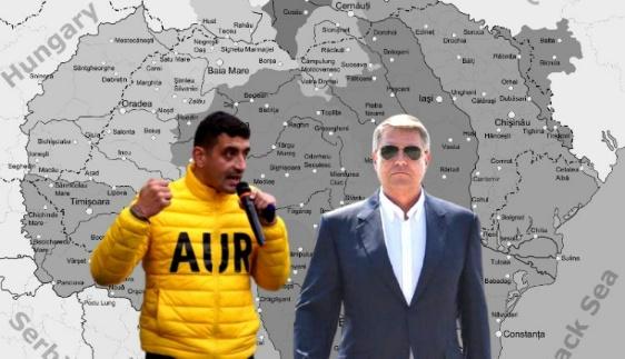A román határ aTiszáig ér...