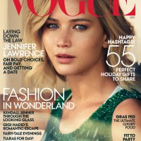 Photos & Interview: Jennifer Lawrence Covers December Issue of Vogue