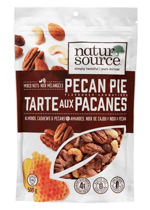 Pecan Pie Mixed Nuts - 500g Image