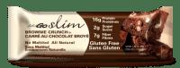 NuGo Slim Brownie Crunch bar