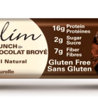 NuGo Slim Brownie Crunch bar