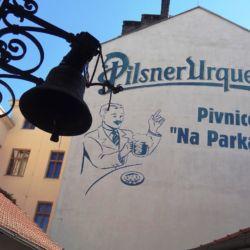Pivnice Na Parkane Plzen