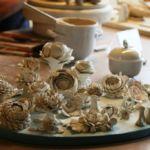 Handgefertigte Blüten Porzellanmanufaktur Meißen