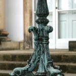 Laterne im Schlosspark Pillnitz