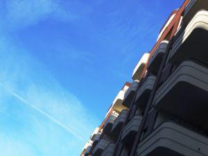Balkone Ernst-Thälmann-Park Berlin