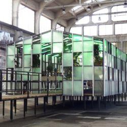 Gewächshaus Depot 2015 Pilsen