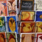 Kunstpostkarten TFF Rudolstadt