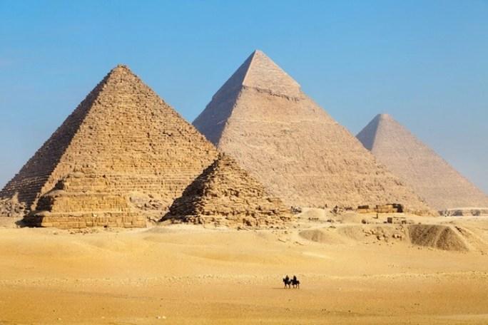 Pyramide im Pharaonenland | © panthermedia.net / Nickolayv