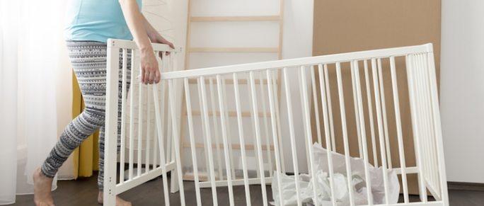 Baby Kinderzimmer Einrichtung | © panthermedia.net /Ronalds Stikans